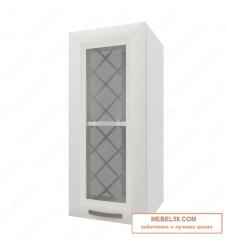 Шкаф навесной стекляный Агава ВС300