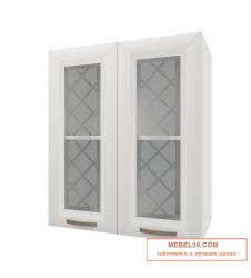 Шкаф навесной стекляный Агава ВС600