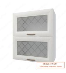 Шкаф навесной стекляный Агава ВС600Г