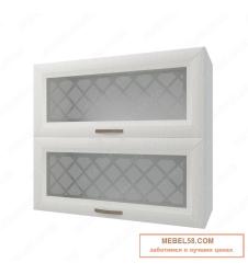 Шкаф навесной стекляный Агава ВС800Г