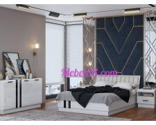 Модульная спальня Магнолия белая