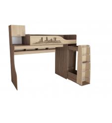 Кровать чердак Орион