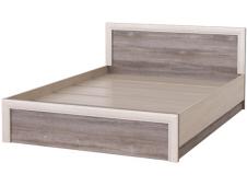 Кровать Октава дуб серый