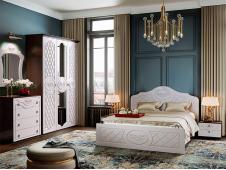 Спальня Престиж жемчуг