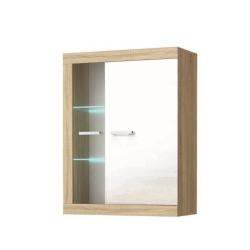 Гостиная Соната белый глянец (вариант №1)
