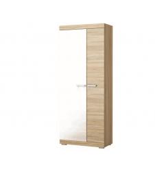 Шкаф Соната (белый глянец)