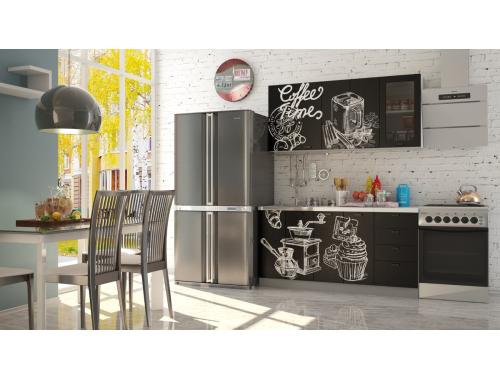 Кухня София Кофе тайм черный