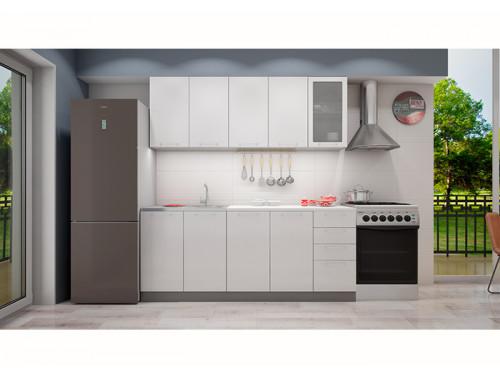 Кухня София белая 2.0 метра