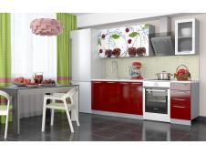 Кухня София Вишня  2.0 метра