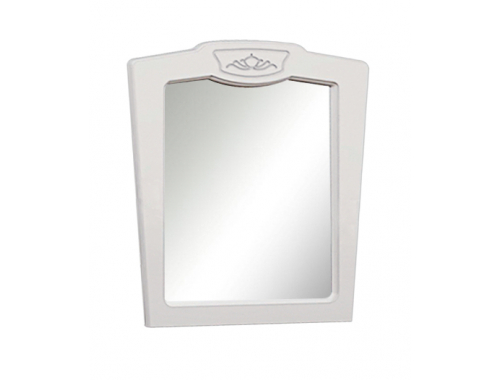 Зеркало Александрина белое