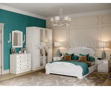 Спальня Александрина белая