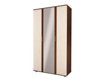 Шкаф трехстворчатый Анна с зеркалом