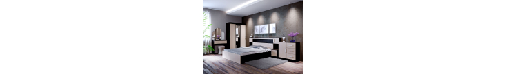 Модульная спальня Бася