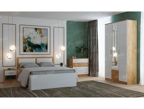 Спальня Беатрис с матрасом
