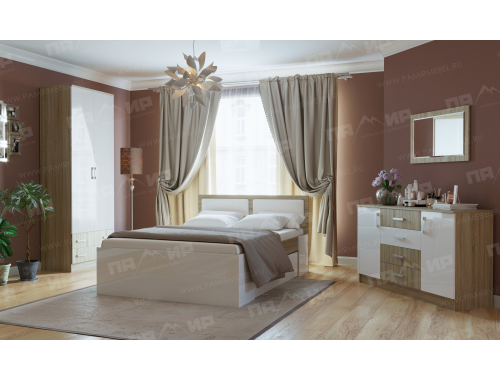 Спальня Беатрис (вариант №2)