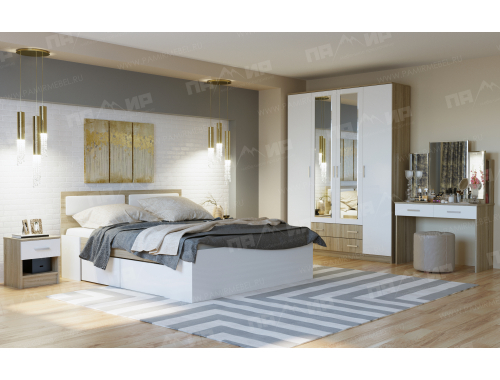 Спальня Беатрис (вариант №4)