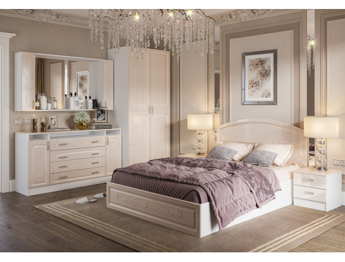 Спальня Венеция (вариант №4)