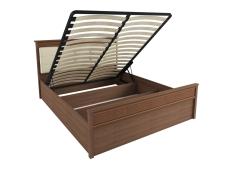 Кровать Ливорно орех с подьемным механизмом