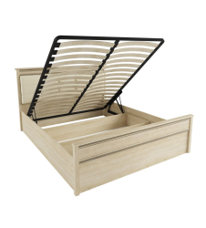 Кровать Ливорно сонома с подьемным механизмом
