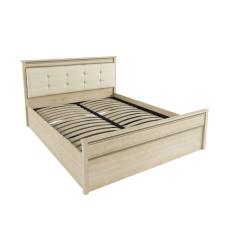 Кровать Ливорно сонома с ортопедическим основанием