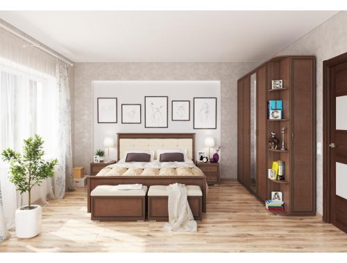 Спальня Ливорно орех (вариант №2)