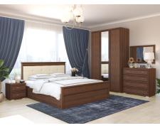Модульная спальня Ливорно орех