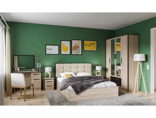 Спальня Лирика (вариант №4)