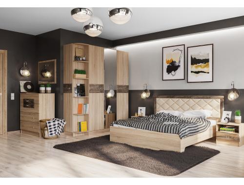 Спальня Мадлен (вариант №1)