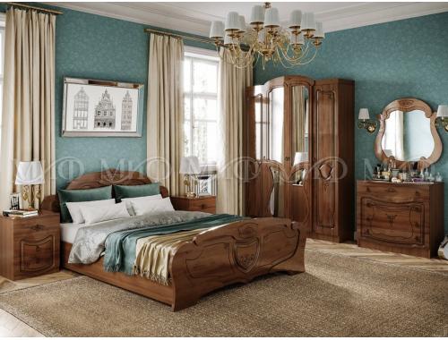 Спальня Мария кедр