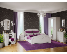 Модульная спальня Натали-1