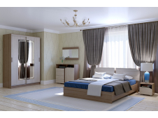 Спальня Турин ясень