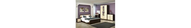 Модульная спальня Фиеста