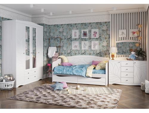 Спальня Флора (вариант №4)