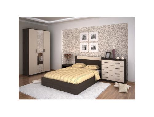 Спальня Трио-2 с матрасом