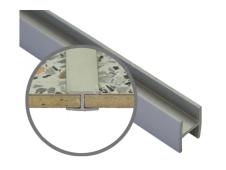 Планка стыковая для стеновой панели
