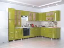 Кухня Танго олива