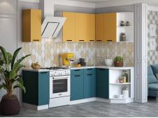 Кухня Техно new 1,7 x 1,3 м