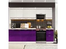 Кухня Техно-3 аметист