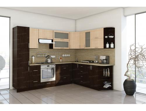 Кухня Тиса угловая (вариант №1)