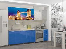 Кухня Лондон-1 мдф