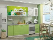 Кухня Ванильный чай/эвкалипт мдф