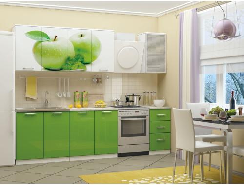 Кухня Яблоко мдф