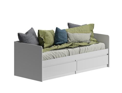 Кровать Челси белый