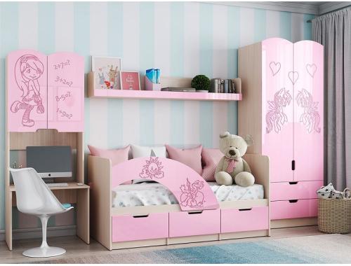 Детская Юниор-3 розовый
