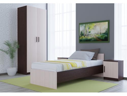 Спальня  Бася эконом венге