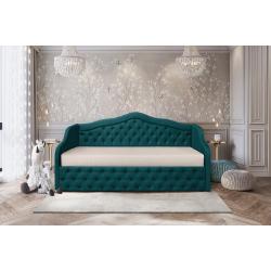 Кровать Каролина велюр