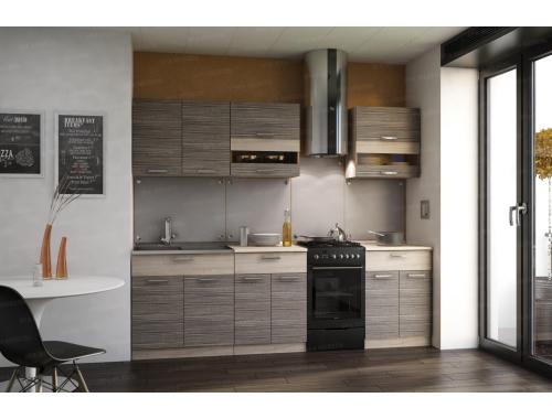 Кухня Зебрано 2.0 метра