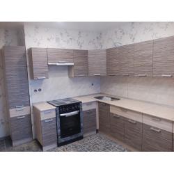 Кухня Зебрано 1.5 метра