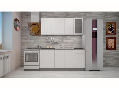 Кухня София белая 1.8 метра