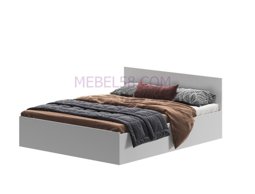 Кровать Бася белый